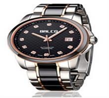 瑞士拜戈3216陶瓷表男士机械手表