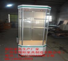 翔阳农业银行展示柜