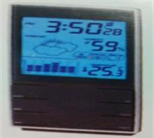 平价版温湿度天气预报