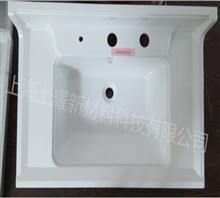 上海高光泽、耐污smc材料洗面盆