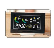 温湿度天气预报电波钟