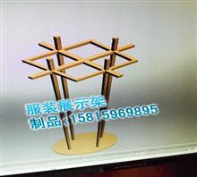 电镀不锈钢玫瑰金架子16*16方管