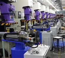 四轴冲压机器人,冲床机械手定制