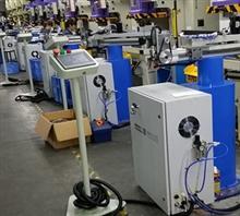 冲床自动化生产线,冲压机械手