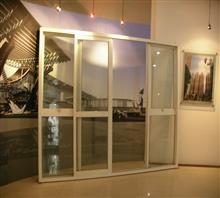 铝合金推拉窗制作安装工程