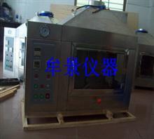 建筑材料可燃性试验机标准