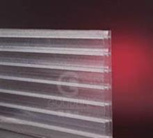 宁夏pc阳光板耐力板波浪瓦