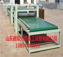 镁质瓦生产线秸秆瓦机
