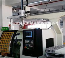 数控机床自动化上下料机械手