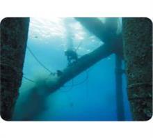 荆州市潜水作业公司 水下焊接