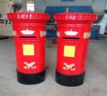 厂家直销英国伦敦邮筒,大红色