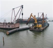 吉县水下作业施工队无事故单位