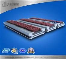 供应全国各地金属防尘地毯