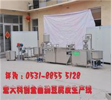 晋城小型做豆腐皮的机器