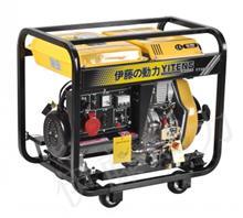 四冲程风冷5000瓦柴油发电机