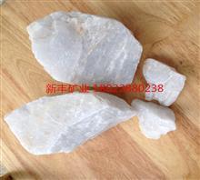 高白石英原矿石英粉玻璃原料