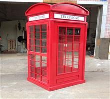 厂家直销欧式电话亭,可订制