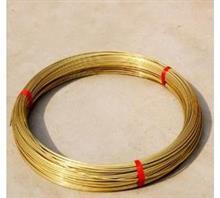 黄铜盘管精密小口径黄铜盘管