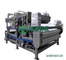 方便面及其他方便食品制造厂用的带式压滤机