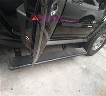悍马H2原厂电动踏板,H2自动踏板