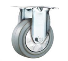 中型高弹力橡胶脚轮