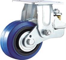 大连弹力橡胶减震脚轮厂家直销