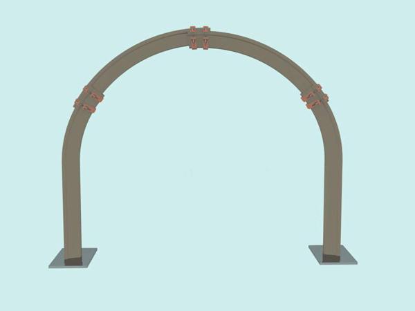 攀枝花供应优质U29型钢支架