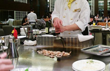 江苏家用铁板烧设备价格,扬州铁板烧设备订做