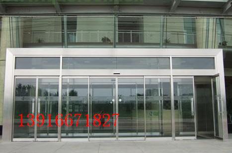 上海专业钢化玻璃门安装64223489