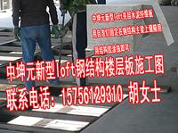 南京25mmLOFT钢结构楼层隔板水泥压力板