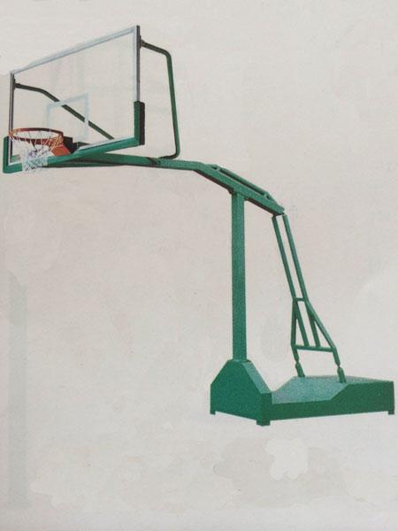 凹箱篮球架供应厂家直销