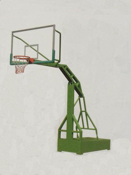 平箱篮球架供应厂家直销
