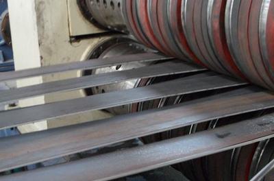 纵剪分条加工、上海钢板纵剪厂