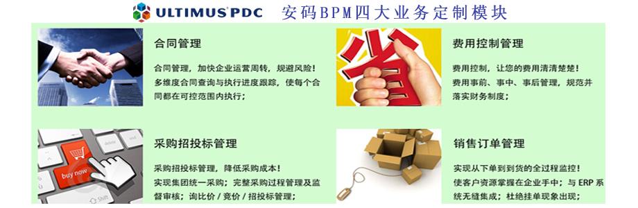 合同管理解决方案(Ultimus BPM流程管理)