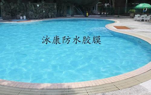 PVC泳池