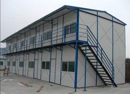 上海睿玲钢结构厂房设计