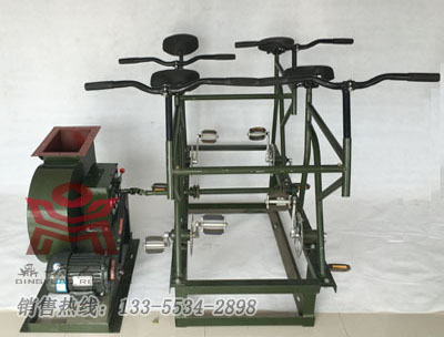 电动两用脚踏风机|电动脚踏两用风机生产厂家|鼎源人防供
