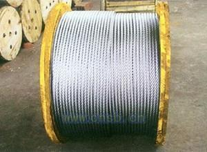 316不锈钢镀锌钢丝绳价格