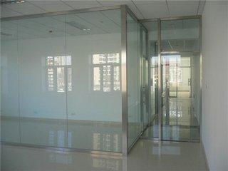 东丽区安装玻璃隔断企业形象