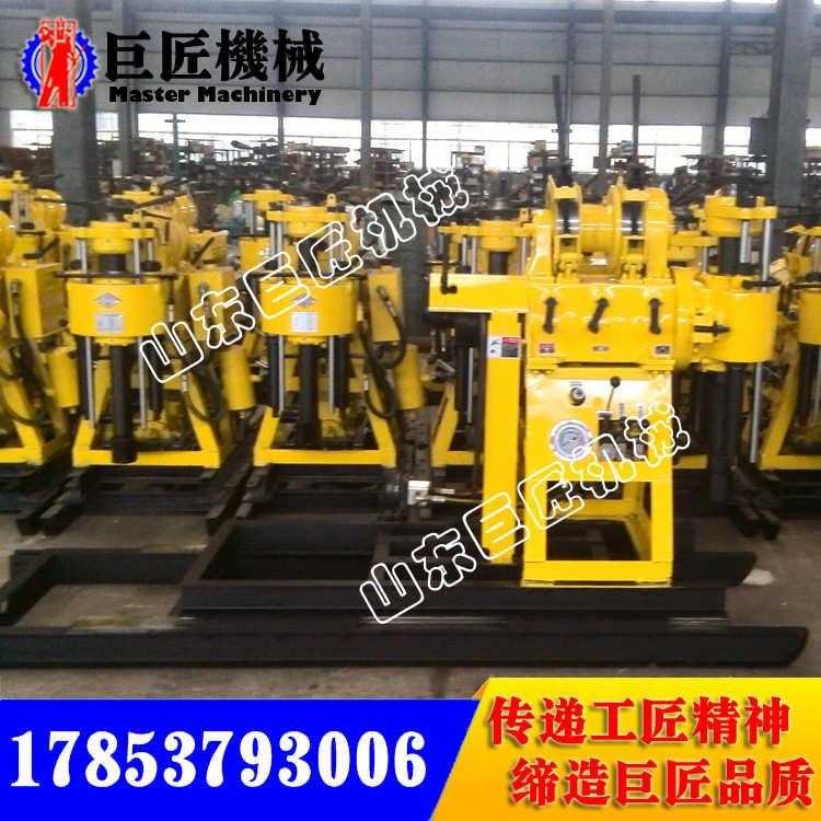 180型液压钻井机 HZ-180YG液压水井钻机全国销量领先