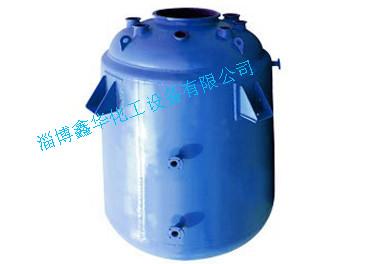 淄博搪玻璃碟片式冷凝器