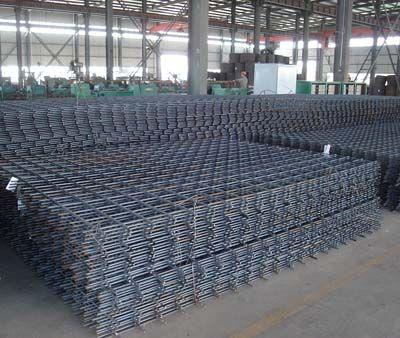 河北卓兴生产销售煤矿钢筋网巷道支护网建筑网片