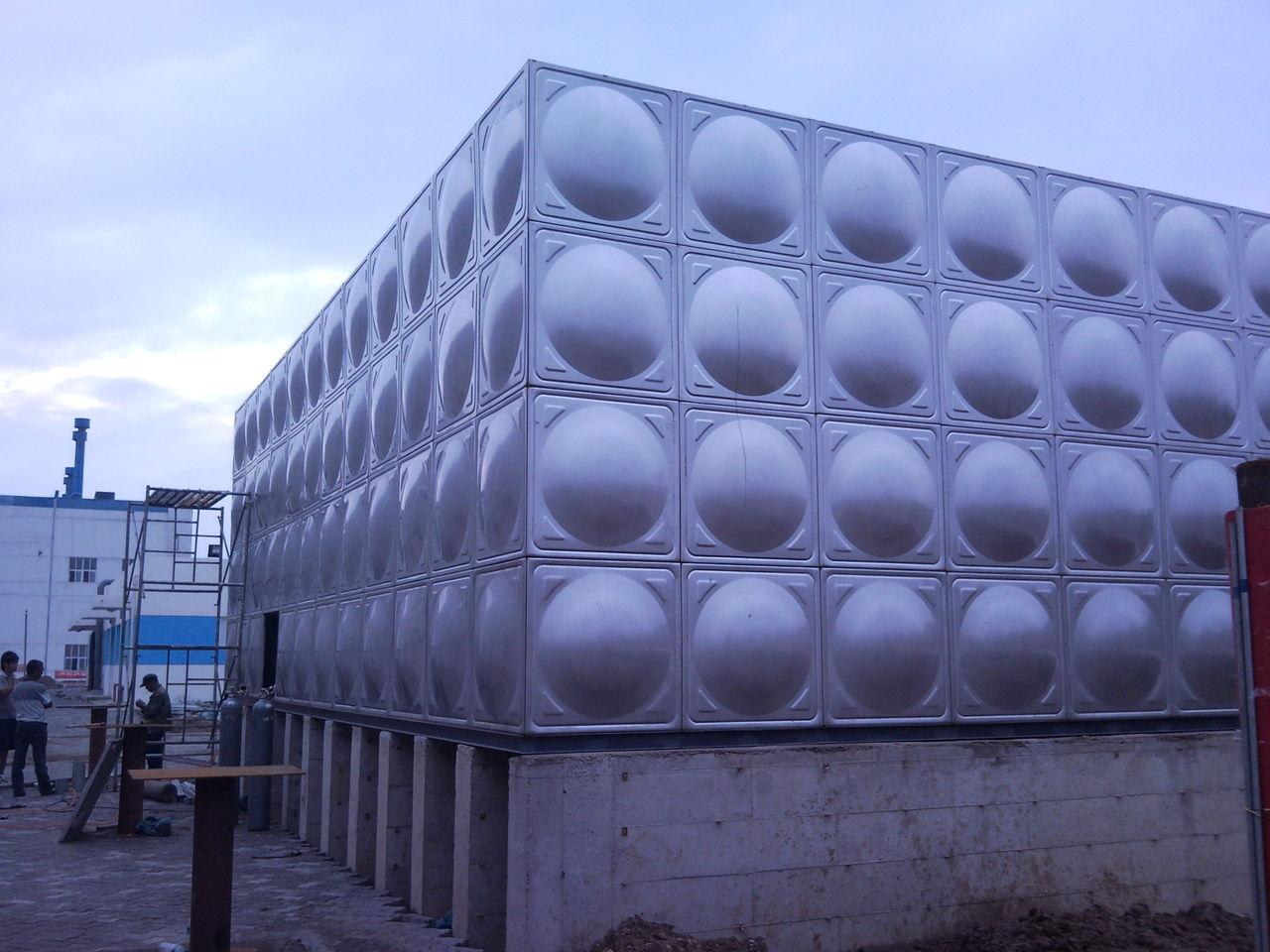 海口不锈钢304组合水箱