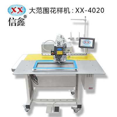 东莞厂家直销双轴双皮带4020自动化缝纫机