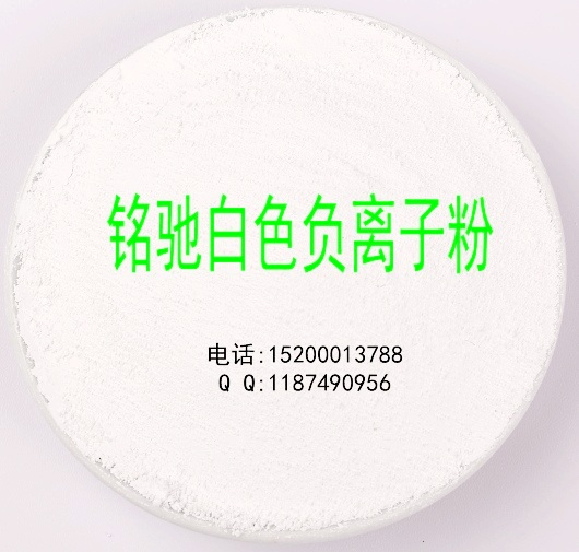 硅藻泥负离子粉厂家直销