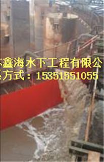 霸州市水下土方开挖公司污水管水下清淤
