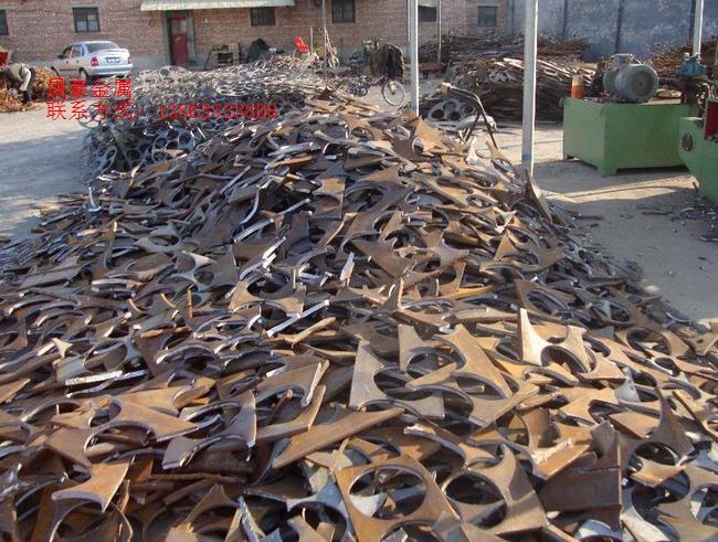 晟豪金属制品有限公司废钢供应厂家直销