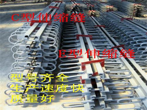 重庆 桥梁伸缩缝C40/60/80价格  安全可靠  衡水泰成