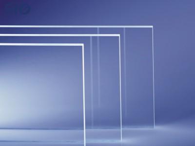 25.4mm德国肖特浮法高硼硅玻璃