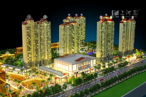 深圳中式建筑模型设计哪家好